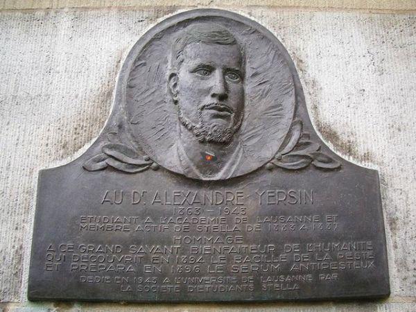 Alexandre Yersin Tomb Nha Trang