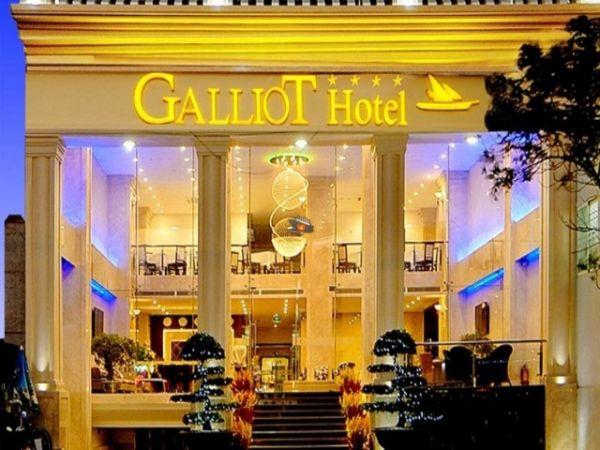 Galliot Nha Trang Hotel