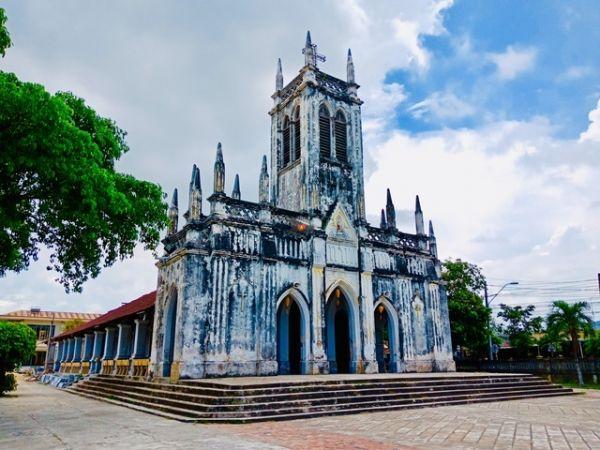 Ha Dua Church Nha Trang