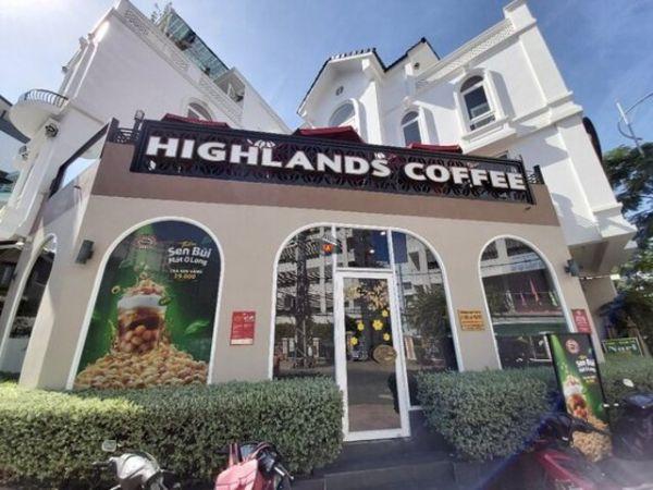 Highland Coffee Nha Trang