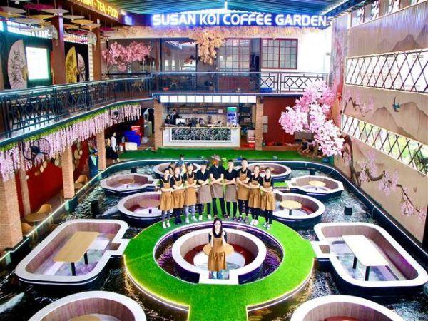 Koi Fish Coffee Nha Trang