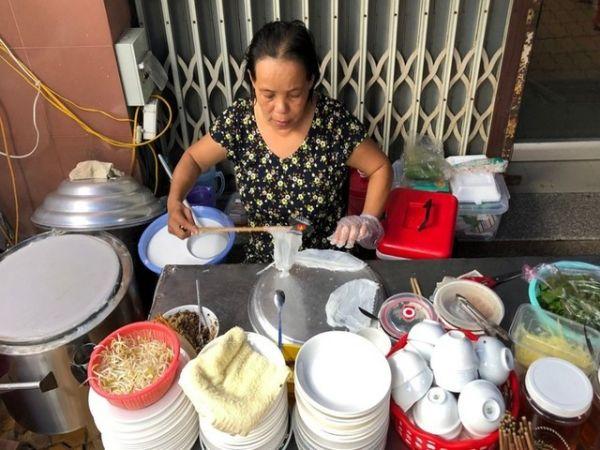 Local Food In Nha Trang