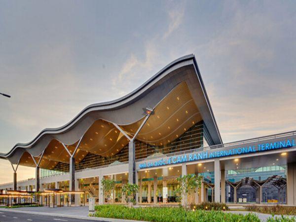 Nha Trang Airport Vietnam