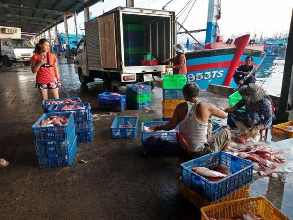 Nha Trang Fish Market