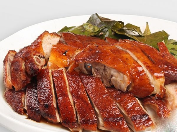 Nha Trang Grilled Duck