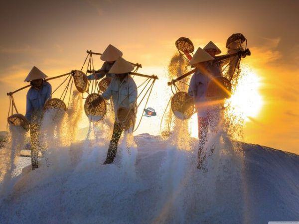 Nha Trang Salt Fields