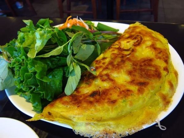 Nha Trang Squid Pancake