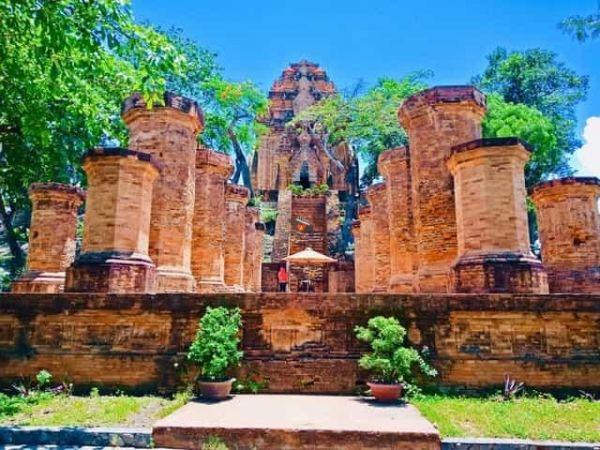 Po Nagar Cham Tower Nha Trang