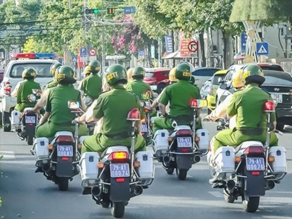 Police Station In Nha Trang