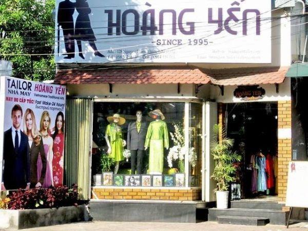 Tailor In Nha Trang