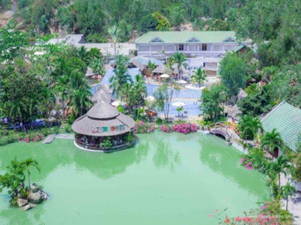 Thap Ba Hot Spring Nha Trang