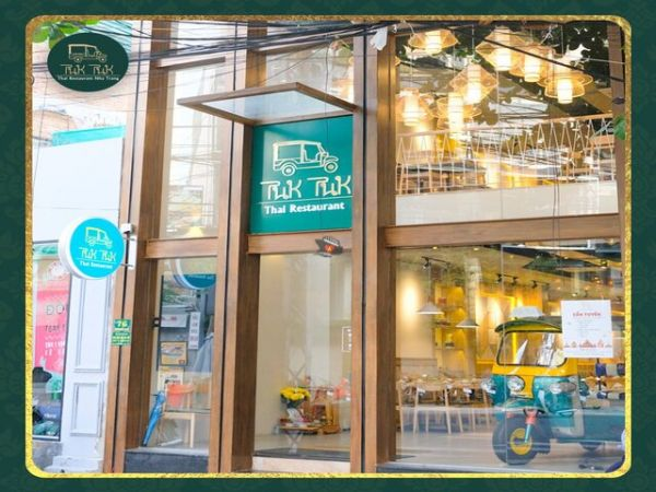 Tuk Tuk Thai Restaurant Nha Trang