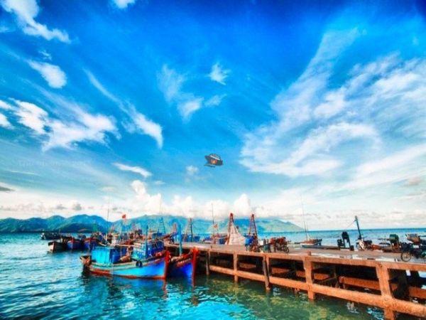 Vinh Luong Fishing Port Nha Trang
