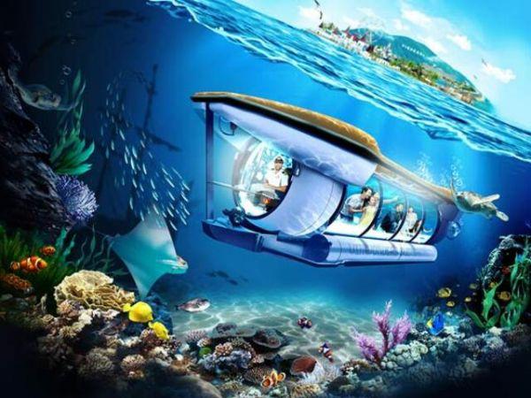 Vinpearl Submarine Nha Trang